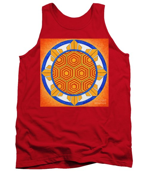 Spirit Of Kapwa/espiritu De La Solidaridad Tank Top