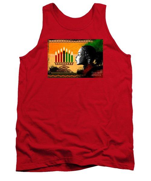 Spirit Of Kwanzaa Tank Top