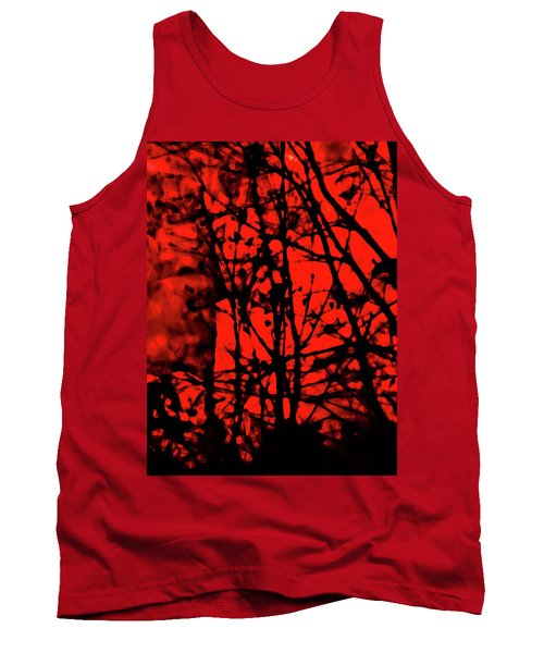Spirit Of The Mist Tank Top