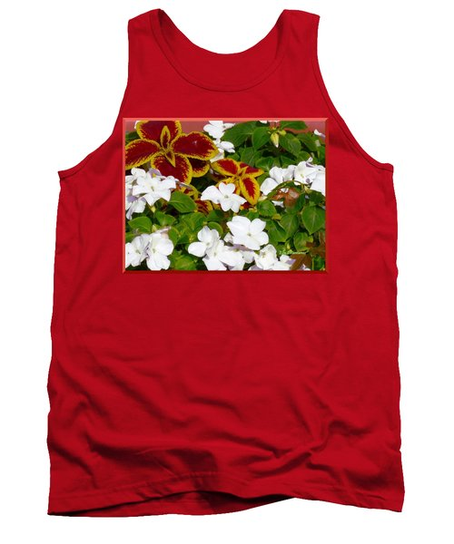 Spring Annuals Tank Top