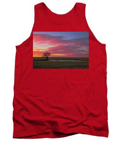 Spring Fed Peace Tank Top