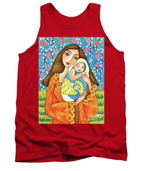 Spring Mother Tank Top