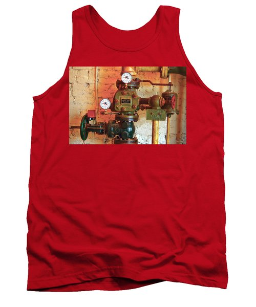 A Spinkle In Time Sprinkler Guages Tank Top