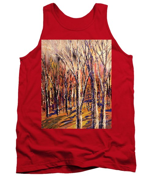 Squirrel Supermarket Tank Top