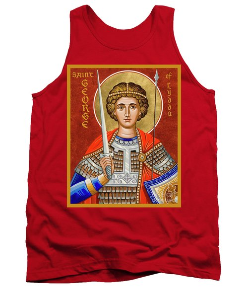 St. George Of Lydda - Jcgly Tank Top
