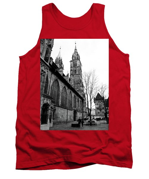 St. Lorenz Cathedral Tank Top