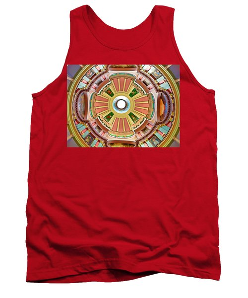 St Louis Old Courthouse Dome Tank Top