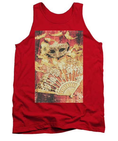 Stage Of Venice Tank Top