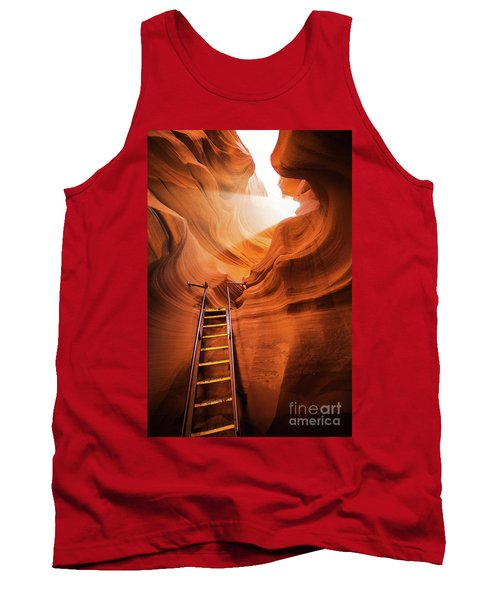 Stairway To Heaven Tank Top by JR Photography