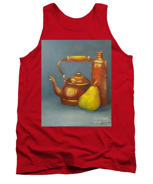 Standing Tall Tank Top by Genevieve Brown