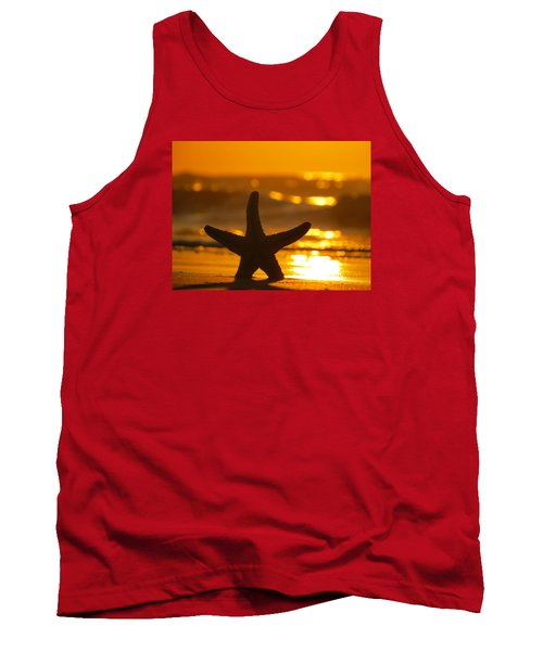 Tank Top featuring the photograph Star Bokeh by Nikki McInnes