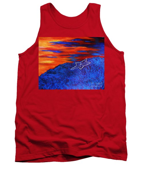 Star On The Mountain Tank Top