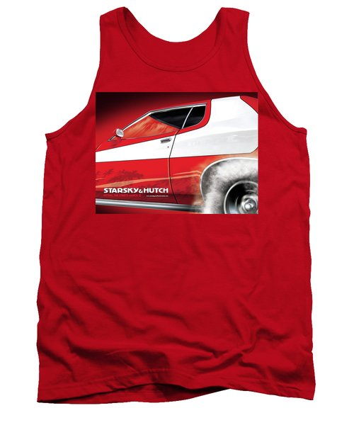 Starsky And Hutch Tank Top