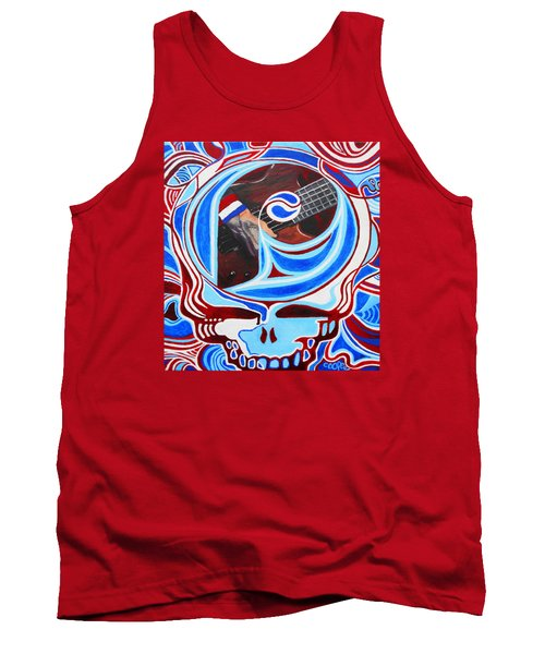 Steal Your Phils Tank Top by Kevin J Cooper Artwork
