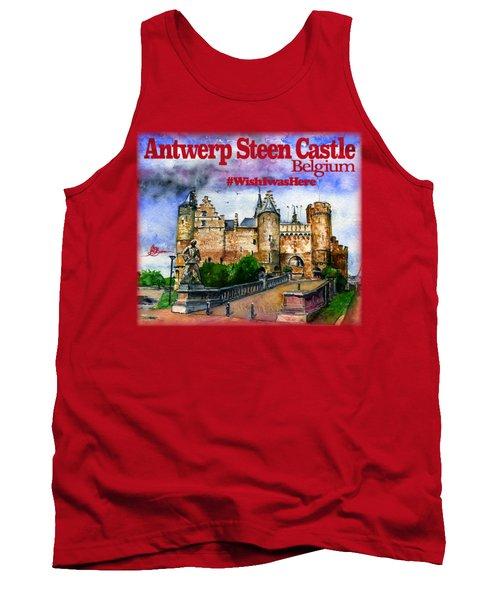 Steen Castle Antwerp Tank Top