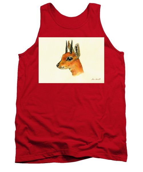 Steenbok Tank Top