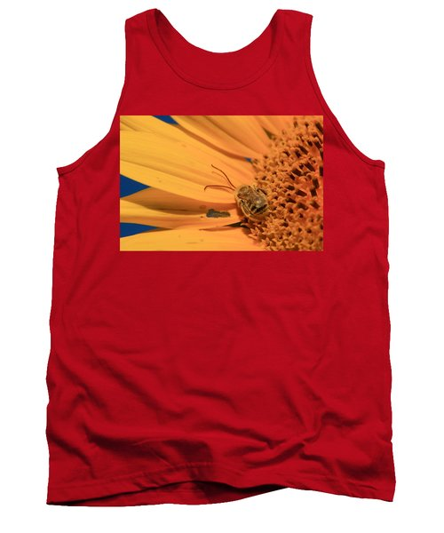Tank Top featuring the photograph Still Sleeping by Chris Berry
