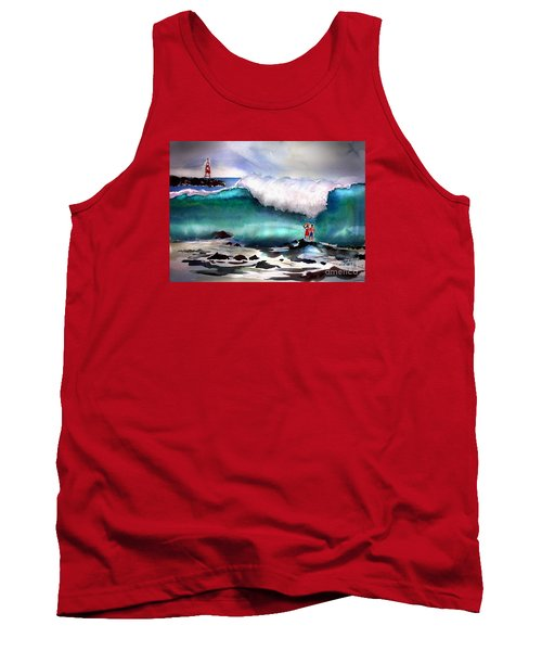 Storm Surf Moment Tank Top