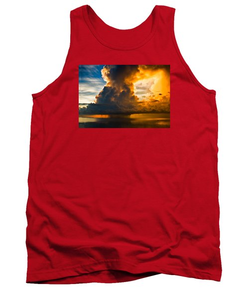 Stormy Florida Keys Tank Top