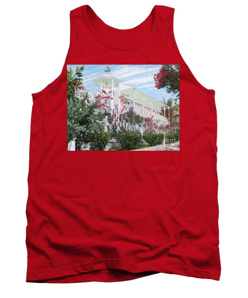 Strawberry House Tank Top