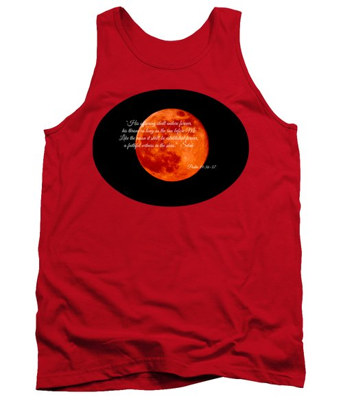 Strawberry Moon Tank Top