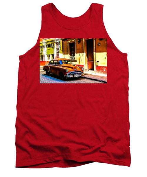 Streets Of Havana Tank Top