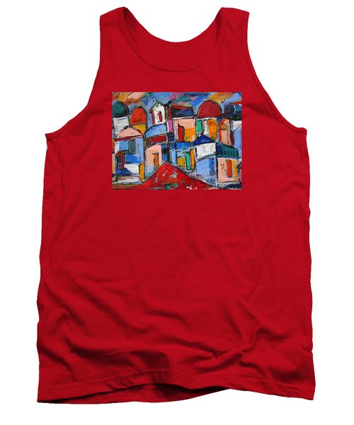 Streets Of Rome Tank Top