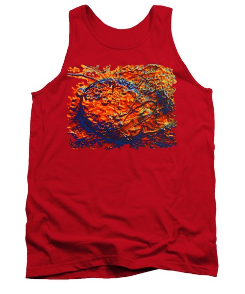 Tank Top featuring the photograph Strike by Sami Tiainen