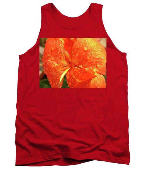 Stunning Canna Lily Tank Top