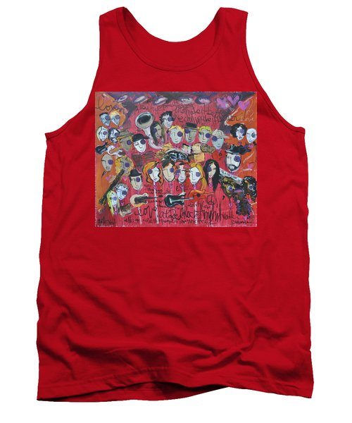 Sug At Red Rocks Amphitheater 2010 Tank Top