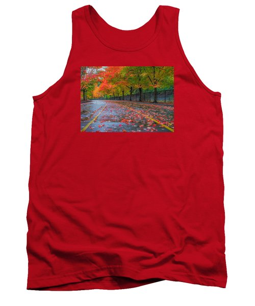 Sugar Maple Drive Tank Top