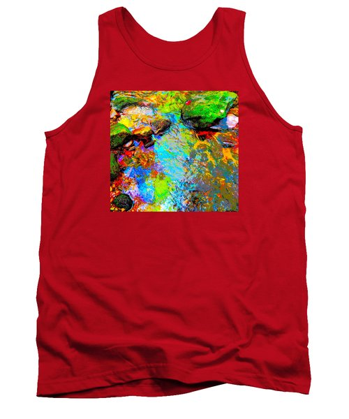 Summer 2015 Mix 3 Tank Top by George Ramos