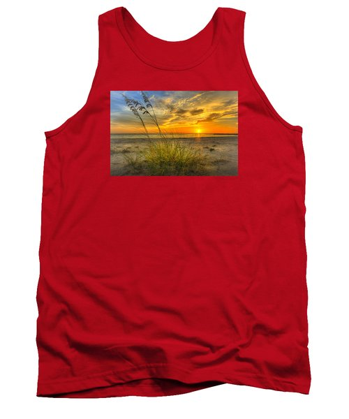 Summer Breezes Tank Top by Marvin Spates