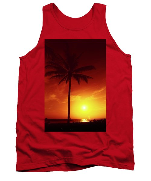 Summer By The Sea Tank Top