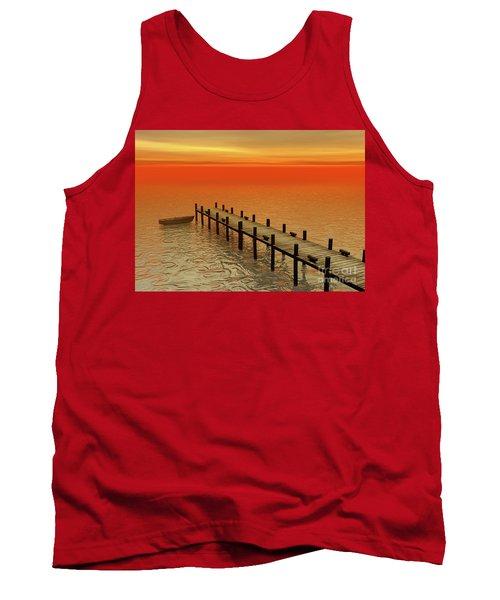 Summer Serenity Tank Top