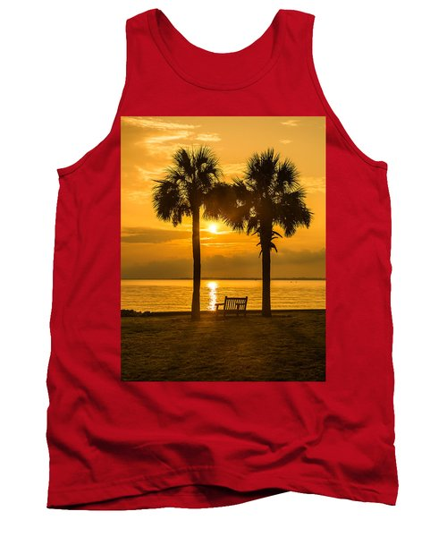 Summer Sunrise - Charleston Sc Tank Top