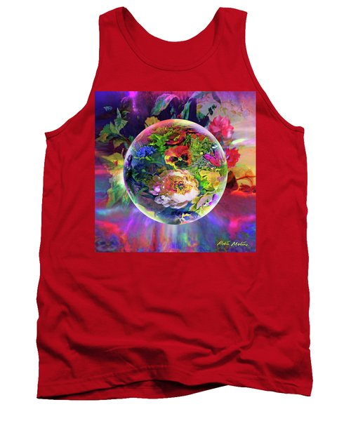 Summertime Passing Tank Top