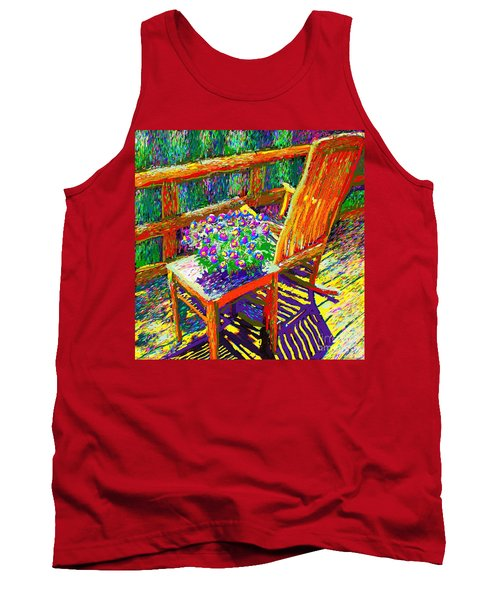 Sun Dance On Deck Tank Top