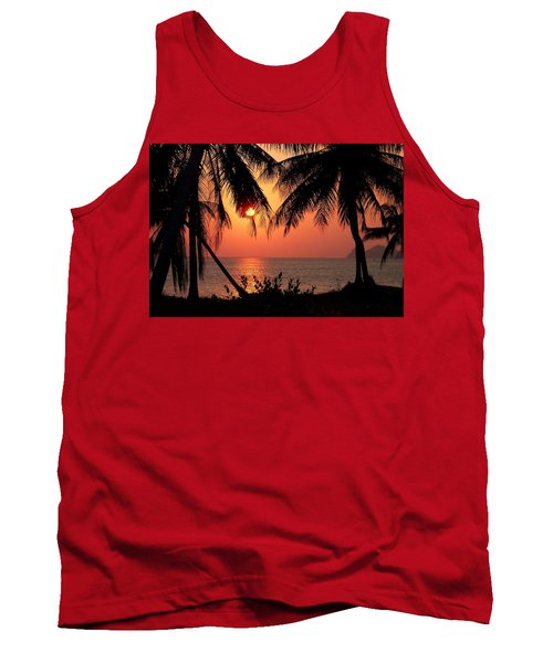 Sun Kissed Tank Top