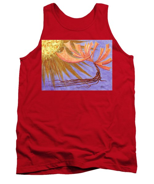 Sundancer Tank Top by Charles Cater