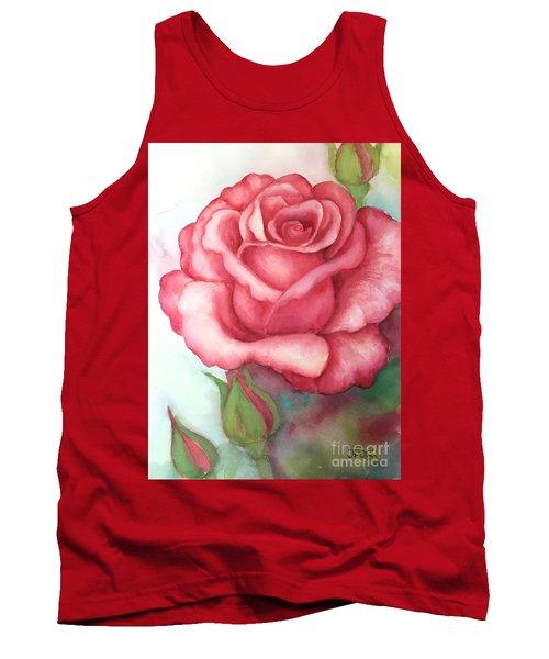 Sunday Rose Tank Top
