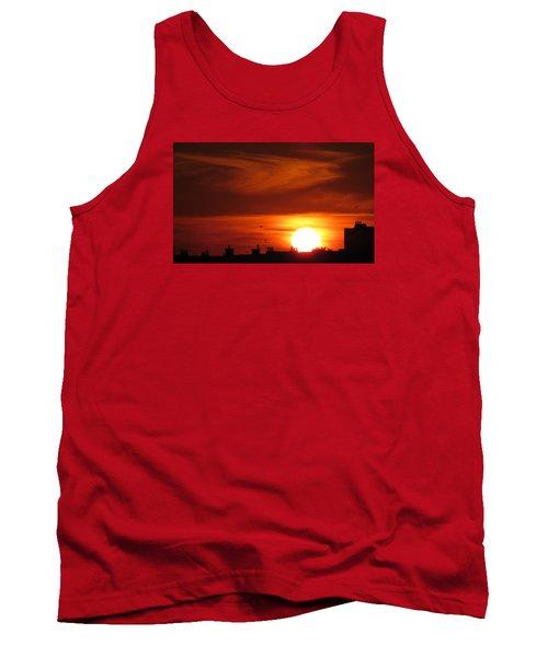 Sundown Tank Top by John Topman