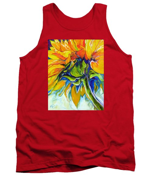 Sunflower Day Tank Top