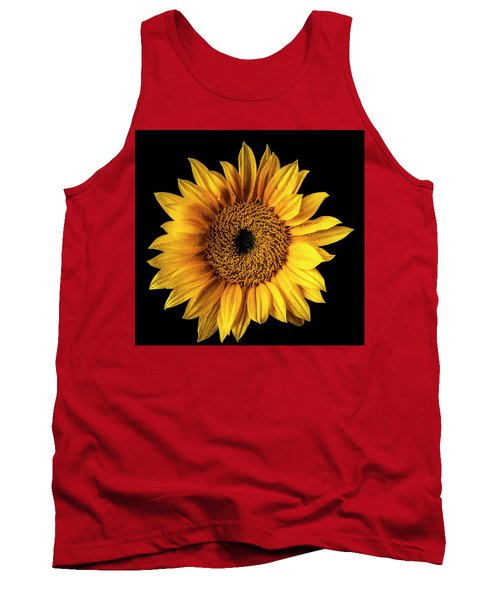 Sunflower Dew Covered Tank Top
