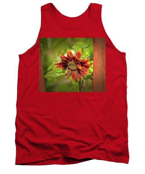 Sunflower #g5 Tank Top