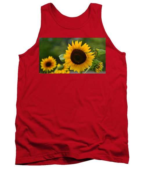 Sunflower Group Tank Top