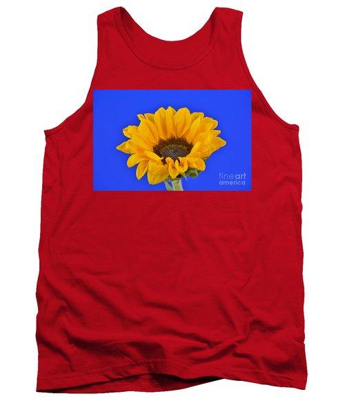 Sunflower Sunshine 406-6 Tank Top by Ray Shrewsberry