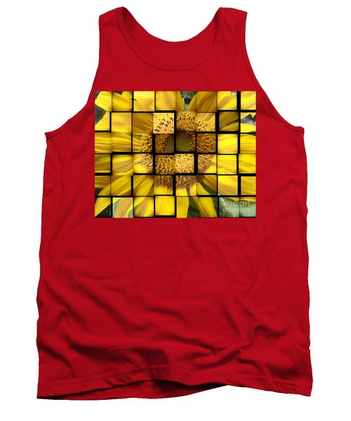 Sunny Composition Tank Top