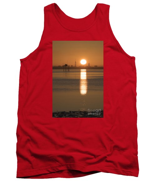 Sunrise Over Portsmouth Tank Top