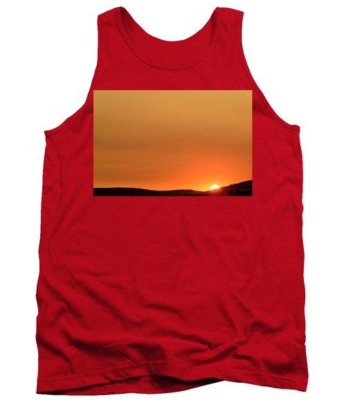 Sunrise Over The Umtanum Ridge Tank Top